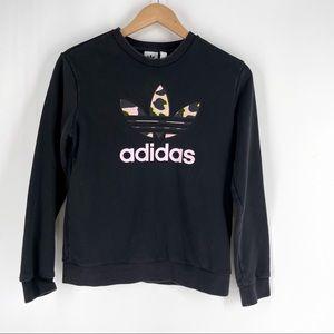 Adidas LZ Black Pink Sweatshirt Size Large
